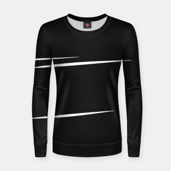 Thumbnail image of Nail Movement Women sweater, Live Heroes