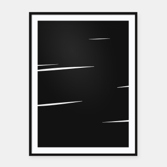 Thumbnail image of Nail Movement Framed poster, Live Heroes