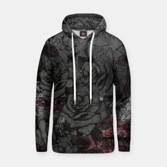 Thumbnail image of Cemetery of roses Hoodie, Live Heroes