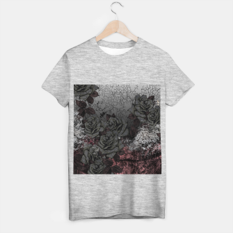 Thumbnail image of Cemetery of roses T-shirt regular, Live Heroes