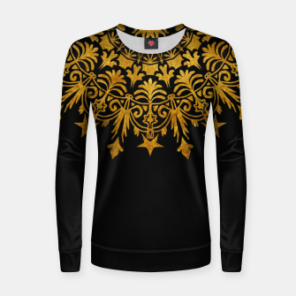 Thumbnail image of Golden Oasis Women sweater, Live Heroes