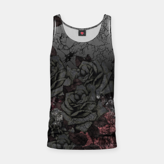 Thumbnail image of Cemetery of roses Tank Top, Live Heroes