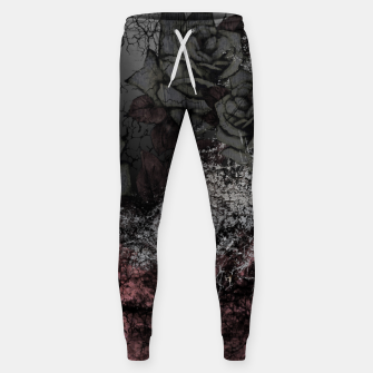 Thumbnail image of Cemetery of roses Sweatpants, Live Heroes