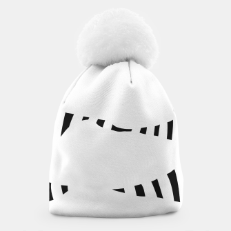 Thumbnail image of Mushroom Trapezoid Beanie, Live Heroes