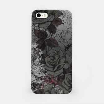 Thumbnail image of Cemetery of roses iPhone Case, Live Heroes