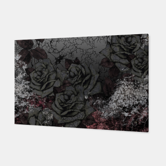 Thumbnail image of Cemetery of roses Canvas, Live Heroes