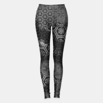 Thumbnail image of Wicked Mind, Snake witch pattern Leggings, Live Heroes