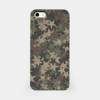 Thumbnail image of Stars camouflage iPhone Case, Live Heroes