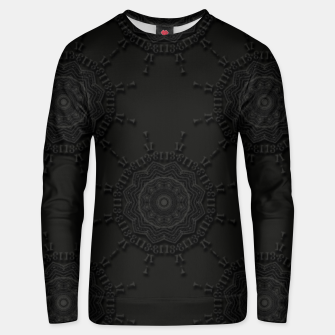 Thumbnail image of 13 - weird pattern, gothic numerology Unisex sweater, Live Heroes