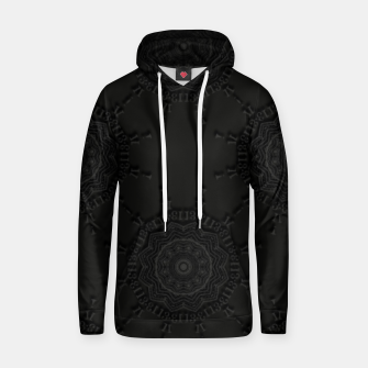 Thumbnail image of 13 - weird pattern, gothic numerology Hoodie, Live Heroes