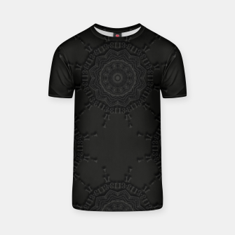 Thumbnail image of 13 - weird pattern, gothic numerology T-shirt, Live Heroes