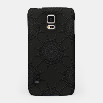 Thumbnail image of 13 - weird pattern, gothic numerology Samsung Case, Live Heroes