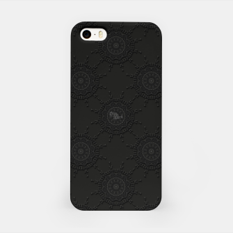 Thumbnail image of 13 - weird pattern, gothic numerology iPhone Case, Live Heroes