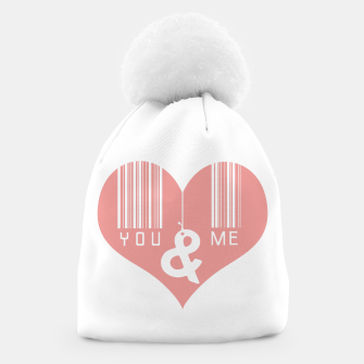 Thumbnail image of You & Me Beanie, Live Heroes