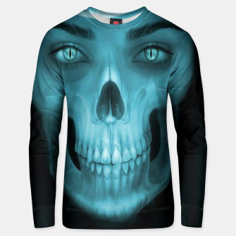 Thumbnail image of Death Unisex sweater, Live Heroes