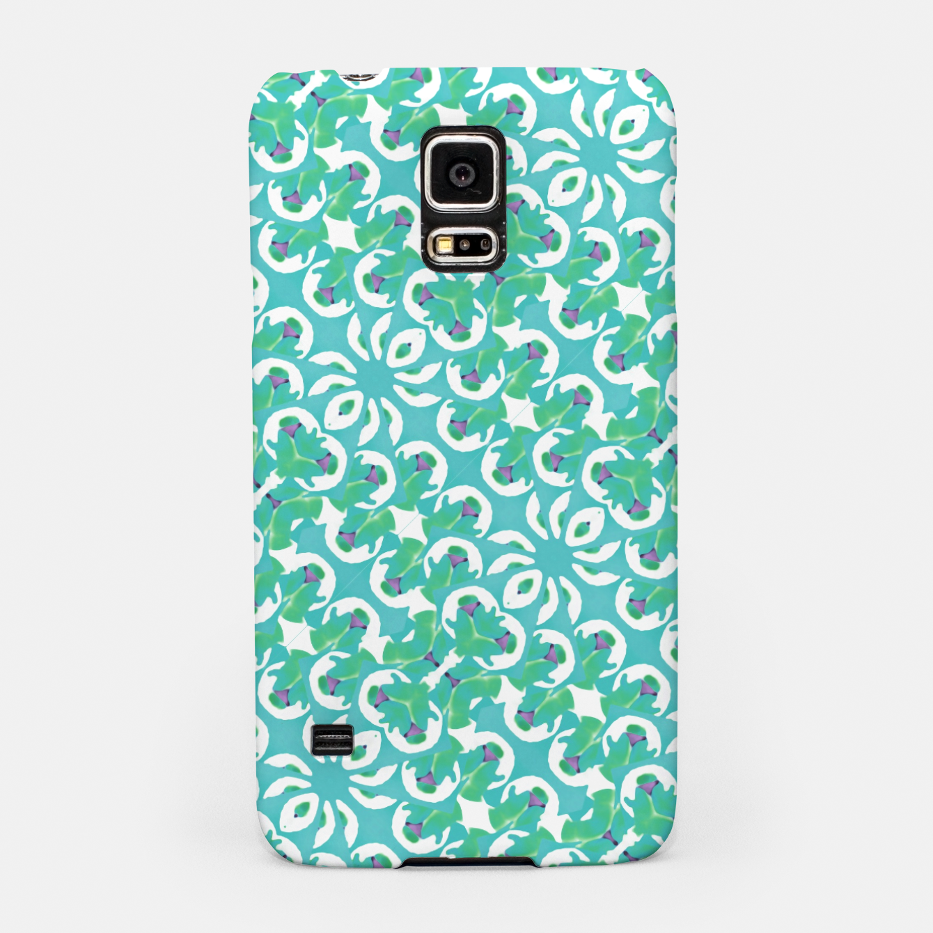 Zdjęcie Colorful Abstract Print Pattern Samsung Case - Live Heroes