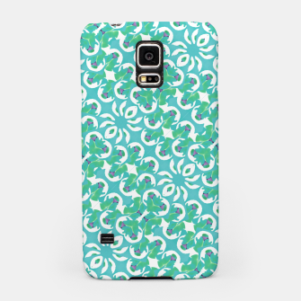 Colorful Abstract Print Pattern Samsung Case obraz miniatury