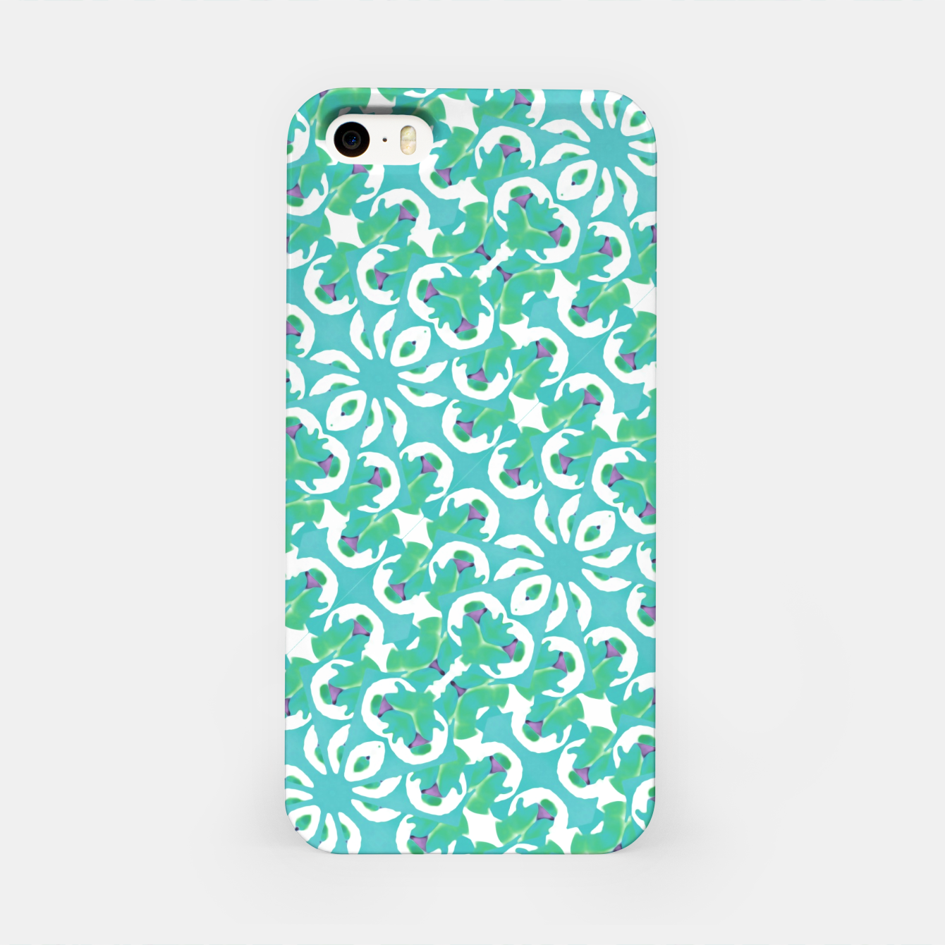 Zdjęcie Colorful Abstract Print Pattern iPhone Case - Live Heroes