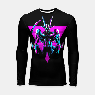 Thumbnail image of Retro brother Longsleeve rashguard, Live Heroes