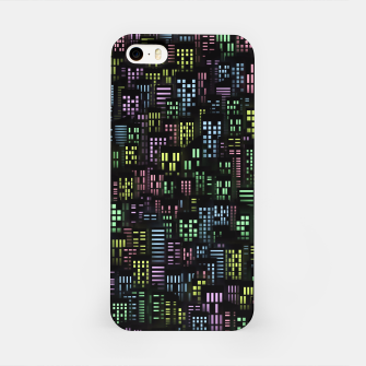 Thumbnail image of Night city lights iPhone Case, Live Heroes