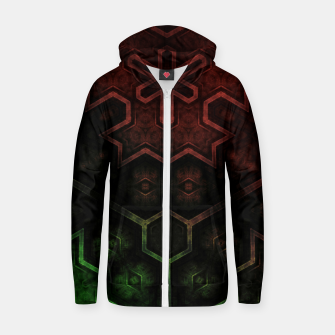 Thumbnail image of MW-RG0112231458 Zip up hoodie, Live Heroes