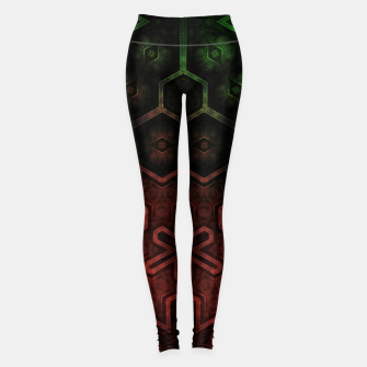Thumbnail image of MW-RG0112231458 VF Leggings, Live Heroes