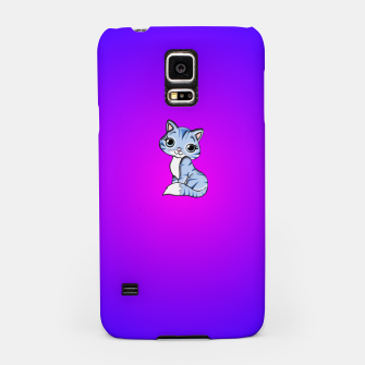 Thumbnail image of Kitten Samsung Case, Live Heroes