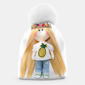 Thumbnail image of Loli Doll Beanie for Kids, Live Heroes