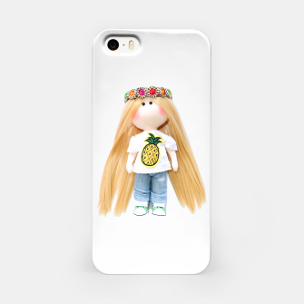 Thumbnail image of Loli Doll iPhone Case, Live Heroes