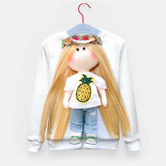 Miniatur Cute Loli Doll Sweater for Kids, Live Heroes