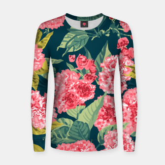 Thumbnail image of Fragrance || Women sweater, Live Heroes