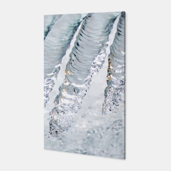 Thumbnail image of Natural ice sculpture  Canvas, Live Heroes