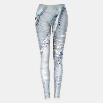 Thumbnail image of Natural ice sculpture  Leggings, Live Heroes