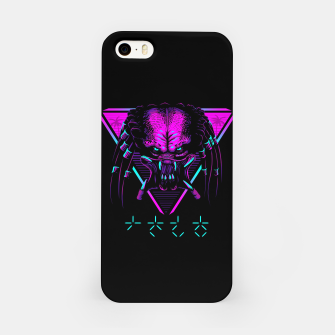 Thumbnail image of Retro predator Carcasa por Iphone, Live Heroes
