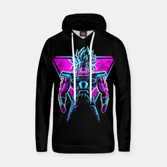 Thumbnail image of Retro legendary Warrior Sudadera con capucha, Live Heroes