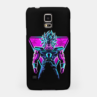 Thumbnail image of Retro legendary Warrior Carcasa por Samsung, Live Heroes