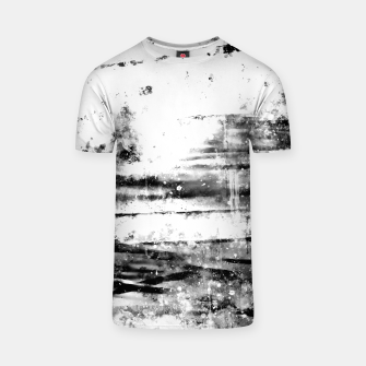 psychedelic sky clouds pattern wsbwi T-shirt miniature