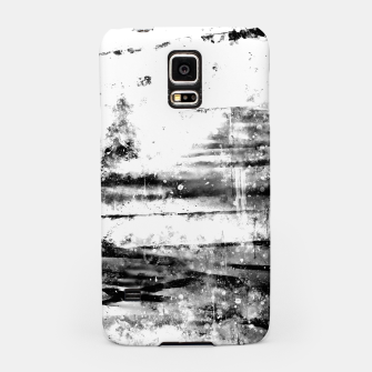 psychedelic sky clouds pattern wsbwi Samsung Case miniature