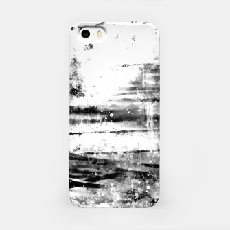 psychedelic sky clouds pattern wsbwi iPhone Case miniature