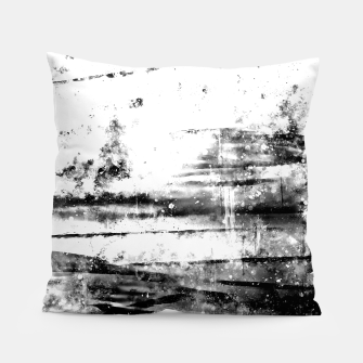 psychedelic sky clouds pattern wsbwi Pillow miniature