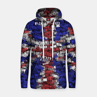 God Save the Queen! Hoodie miniature