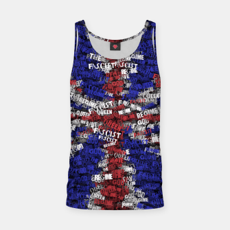 God Save the Queen! Tank Top miniature