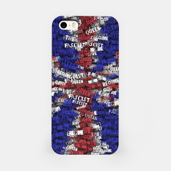 God Save the Queen! iPhone Case miniature