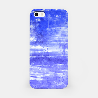 psychedelic sky clouds pattern wsdbb iPhone Case miniature