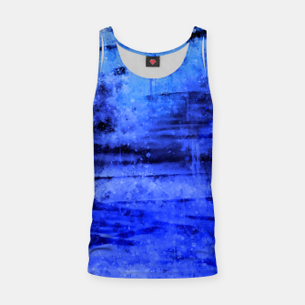psychedelic sky clouds pattern wsdbi Tank Top miniature