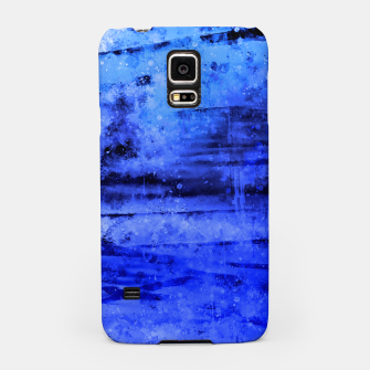 psychedelic sky clouds pattern wsdbi Samsung Case miniature