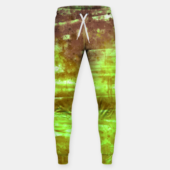psychedelic sky clouds pattern wsg Sweatpants miniature