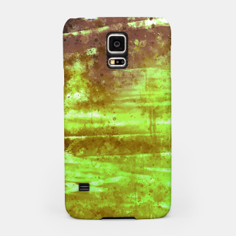 psychedelic sky clouds pattern wsg Samsung Case miniature
