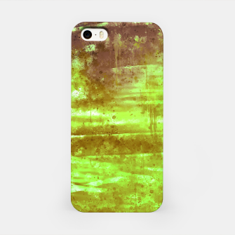 psychedelic sky clouds pattern wsg iPhone Case miniature