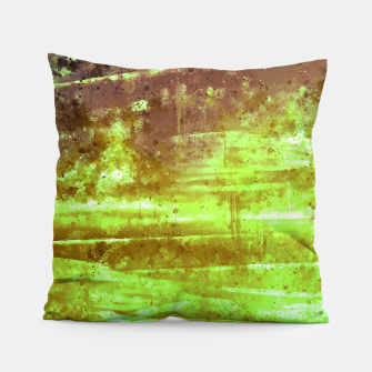 psychedelic sky clouds pattern wsg Pillow miniature